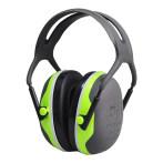3M X5A隔音耳罩专业降噪音睡觉防噪音耳机睡眠学习静音射击用工业