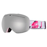 NICEFACE滑雪眼镜成人双层防雾眼镜男女单双板球面雪镜近视护目镜