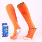 Findcool运动跑步袜男女户外长筒专业越野袜减压小腿骑行压缩袜
