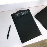 瑞胤祥多功能A4计算机文件夹板计算器写字板夹桌面整理资料收纳夹