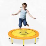 蹦蹦床 成人家用健身蹦床 儿童折叠跳跳床 室内娱乐增高弹簧蹦床