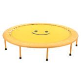 蹦蹦床室内儿童家用可折叠跳跳床家庭成人弹跳健身减肥小孩蹭蹭床